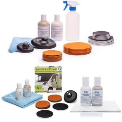 Plastic Polishing Kits