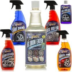 Wheel Wash & Protect