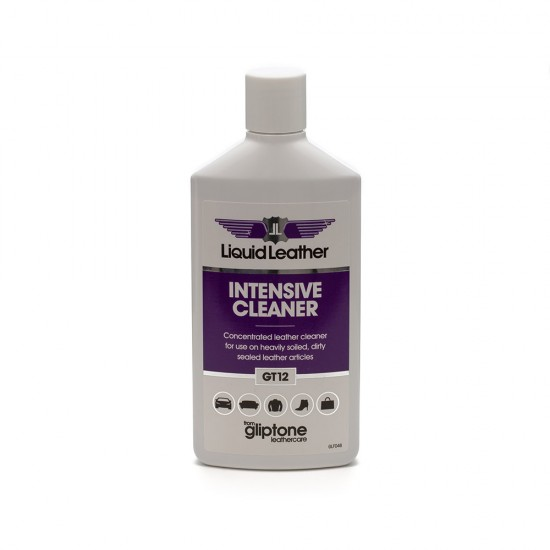 Liquid Leather GT12 Intensive Leather Cleaner 250 ml (8.4 oz)