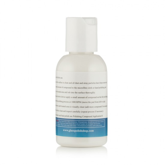 Plastic and Acrylic Cutting Compound 50ml / 1.7oz