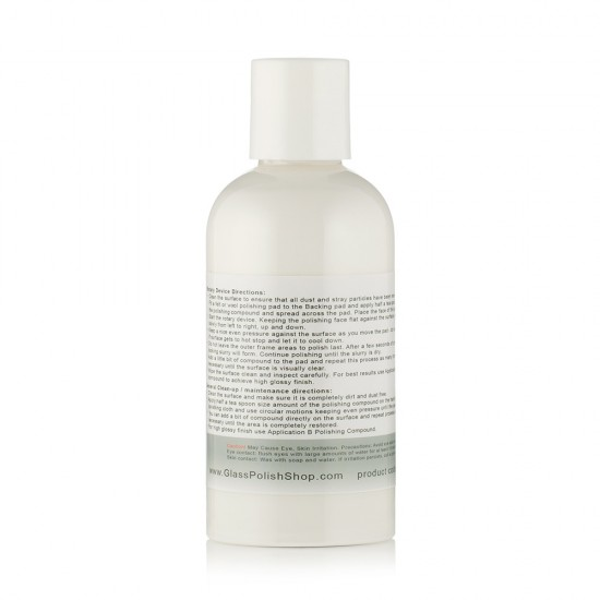 Plastic and Acrylic Cutting Compound 250ml / 8.4oz