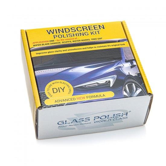 Windscreen Polishing Kit Do-It-Yourself