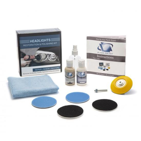 DIY Headlight and Tail-Light Restoration Kit
