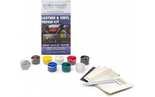 Leather & Vinyl Repair Kit - Do It Yourself - Air Dry