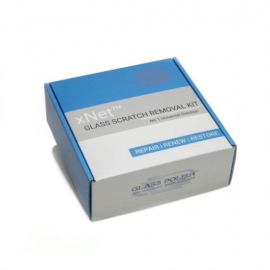 Glass Scratch Removal Kit - Do-It-Yourself xNet™ System