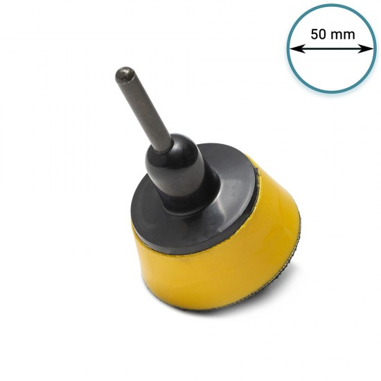 """50mm ( 2"""") Spindle Pad - soft"""