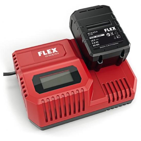 Flex  CA 10.8/18.0 Rapid charger