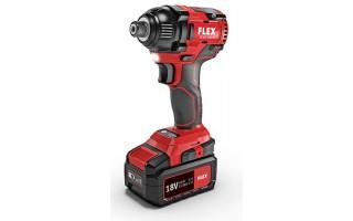 "Flex ID 1/4"" 18.0-EC Cordless impact drill set"