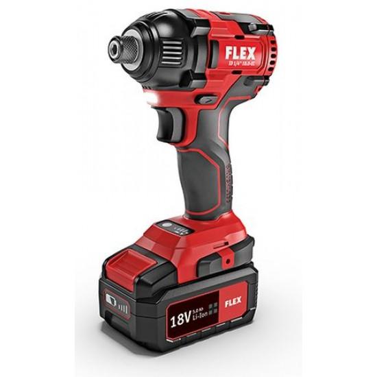 "Flex ID 1/4"" 18.0-EC C Cordless impact drill"