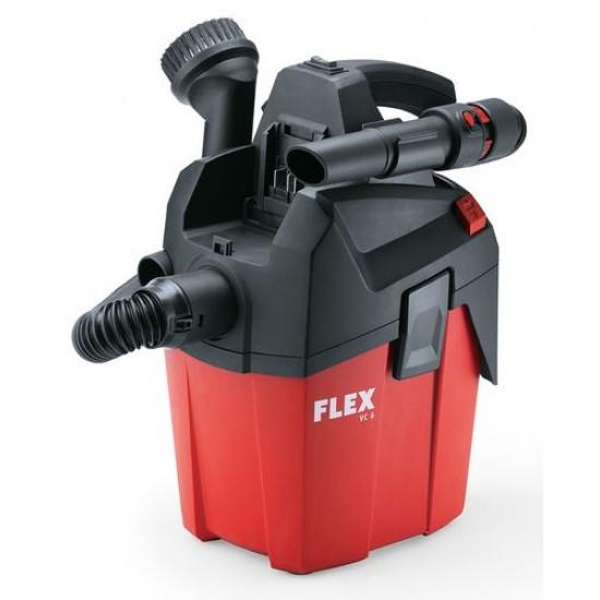 Flex VC 6 L MC 18.0 Cordless Vacuum Cleaner