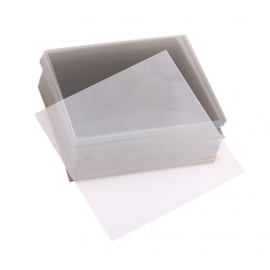 Glass Curing Film Tabs -  20 pk