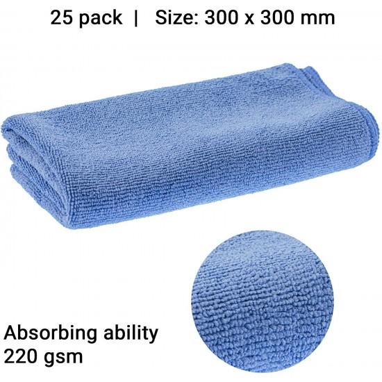 Micro Fibre Cloth / 25pk