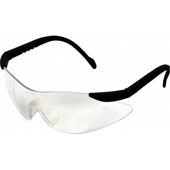 Clear Safety Glasses / Polycarbonate