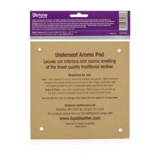 Liquid Leather Scented Aroma Pad