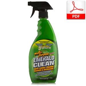 Gliptone Emerald Multi Purpose Cleaner