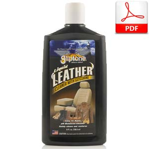 Leather and Vinyl Conditioner