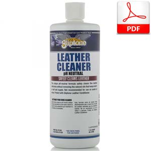 Marine Leather Cleaner