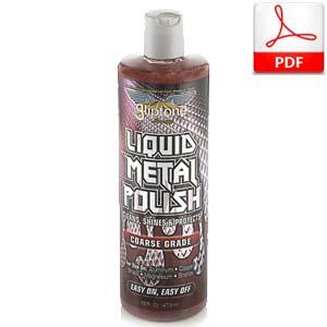 Gliptone Liquid Metal Polish Course