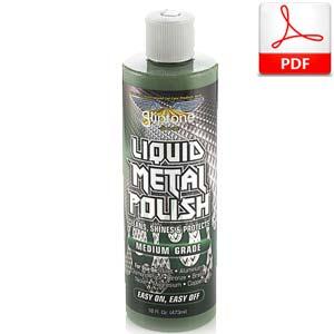 Gliptone Liquid Metal Polish Medium